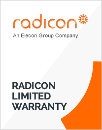 Radicon Limited Warranty